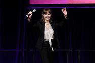 Barbara Feldon at Supanova Comic Con and Gaming exhibition at Sydney Showground.