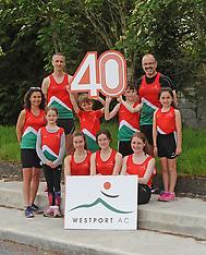 Westport AC 40 YEARS