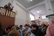 Roma, 06/04/2007: l'Imam Sami nella Moschea di via della Magliana