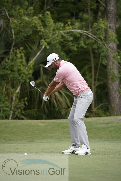 Dustin Johnson<br /> On the final day