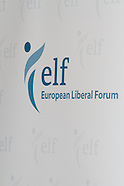 European Liberal Forum (ELF), Dublin, Ireland.