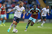 Jay Spearing DM (c) (Bolton Wanderers) during the Pre-Season Friendly match between Bolton Wanderers and Burnley at the Macron Stadium, Bolton, England on 26 July 2016. Photo by Mark P Doherty.