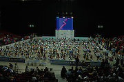 2005 British Indoor Rowing Championships, General View, GV. interior, National Indoor Arena, Birmingham, ENGLAND,    20.11.2005 [Mandatory Credit Peter Spurrier/ Intersport Images]