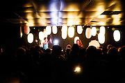 Canadian synthpop duo Purity Ring brought a quite intense live show to a packed Firebird in Saint Louis, Missouri on August 26th, 2012. Fellow Canadians Cousins and Headaches opened up the show. It was even Corin's birthday!
