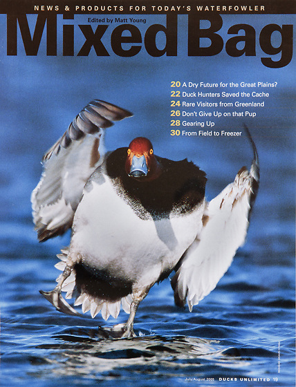 Ducks Unlimited Mixed Bag, July-August 2005