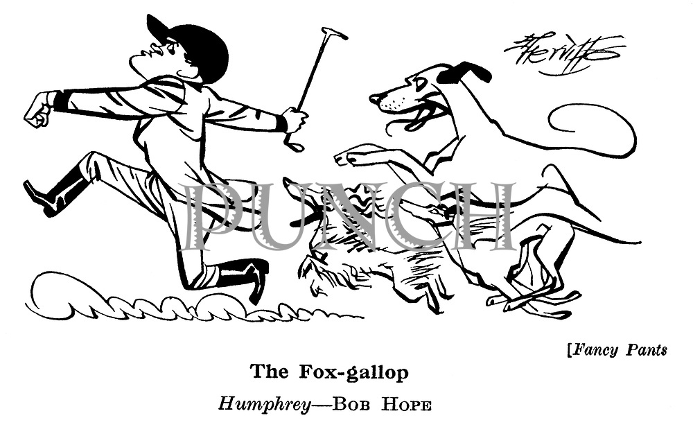 Fancy Pants ; Bob Hope