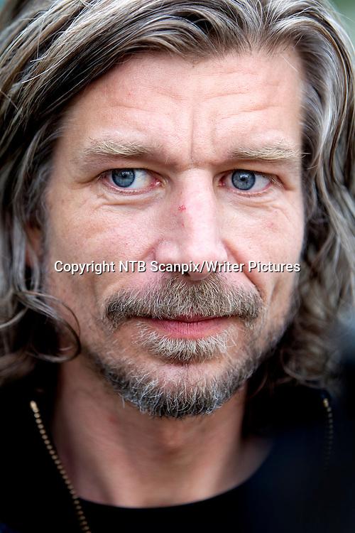 OSLO 20100917. Forfatter Karl Ove Knausgard under norges st&macr;rste bokfestival i Spikersuppa i Oslo fredag.<br /> Foto: Gorm Kallestad / Scanpix<br /> <br /> NTB Scanpix/Writer Pictures<br /> <br /> WORLD RIGHTS, DIRECT SALES ONLY, NO AGENCY