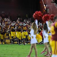 USC v CAL 2nd HALF