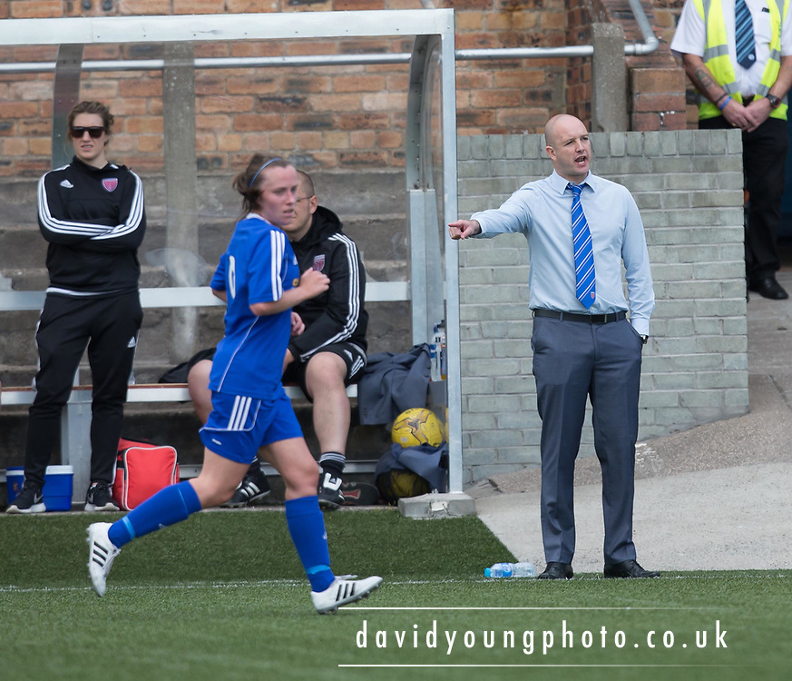 Forfar Farmington v Hearts Ladies in SWPL2<br /> <br /> <br />  - &copy; David Young - www.davidyoungphoto.co.uk - email: davidyoungphoto@gmail.com