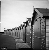 Beach Huts, Dawlish Warren 2010