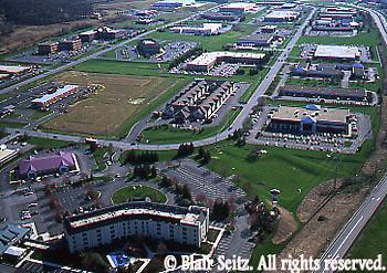 Southcentral Pennsylvania, Aerial Photographs, Rossmoyne Corporate Center, Suburban Sprawl, Cumberland Co., PA