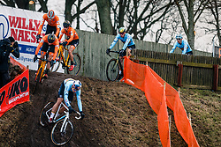 Wout van Aert, 2019 Men Elite UCI Cyclo-cross World Championships at Bogense, Denmark, 3 Februari 2019. Photo by Pim Nijland / PelotonPhotos.com | All photos usage must carry mandatory copyright credit (Peloton Photos | Pim Nijland)