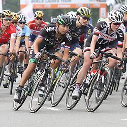 30-08-2017: Wielrennen: Boels Ladies Tour: Arnhem: Anouska Koster: Rozane Slik