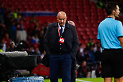 Stanislav Cherchesov Russia Head Coach during the UEFA European 2020 Qualifier match between Scotland and Russia at Hampden Park, Glasgow, United Kingdom on 6 September 2019.