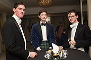GUY HOWLAND-JACKSON, , ZAIN MAHMOOD, CARY GODSAL, The 171 st Royal Caledonian Ball 2019, Grovenor House, Park Lane, London. 3 May 2019