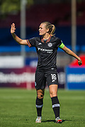 Magdalena Eriksson (Capt)(Chelsea) during the FA Women's Super League match between Brighton and Hove Albion Women and Chelsea at The People's Pension Stadium, Crawley, England on 15 September 2019.