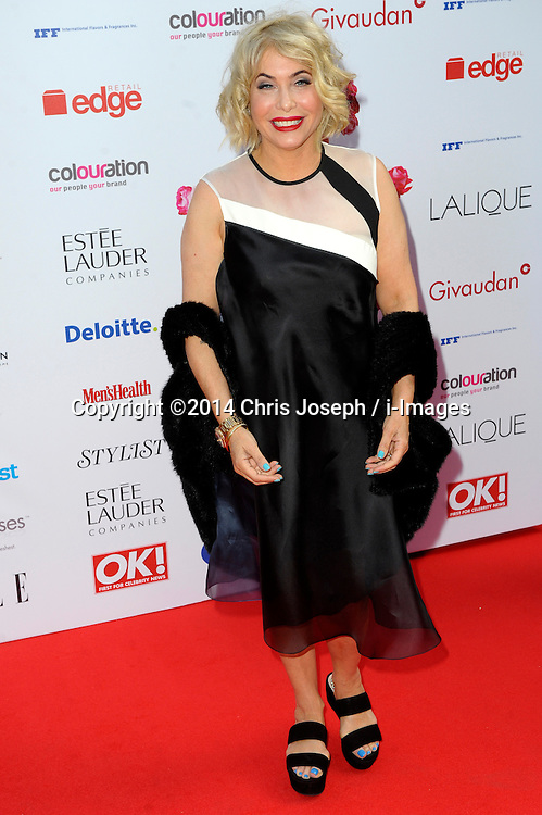 Brix Smith Start attends the Fifi awards ceremony, The Brewery, London, United Kingdom. Thursday, 15th May 2014. Picture by Chris Joseph / i-Images