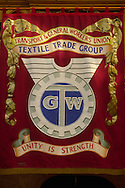 Transport and General Workers Union Textile Trade Group banner