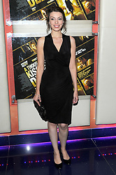 Lucy Drive attends A Thousand Kisses Deep UK film premiere gala screening of Dana Lustig's drama about domestic violence, raising funds for Women's Aid.The film stars Dougray Scott, Jodie Whittaker and Emilia Fox, Tuesday June 12, 2012. Photo By Chris Joseph