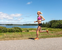 Great Cranberry Island Ultra 50K road race: Leah Thorvilson
