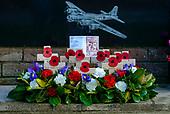Redlingfield 75th Anniversary B-17 Fly Fortress crash