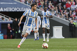 March 9, 2019 - Madrid, Madrid, Spain - CD Leganes's Diego Reyes during La Liga match between Atletico de Madrid and CD Leganes at Wanda Metropolitano stadium in Madrid. (Credit Image: © Legan P. Mace/SOPA Images via ZUMA Wire)