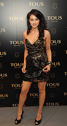 TV presenter Seema Pathan at a party to announce Kylie Minogue as The Face of Tous held at their store 260 Regent Street, London on 8th June 2010.