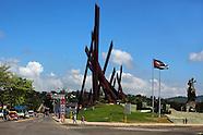 Santiago de Cuba city, Cuba.