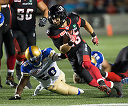2017 CFL: Blue Bombers at Redblacks, August 4th