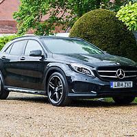 Mercedes GLA220 01.05.2014