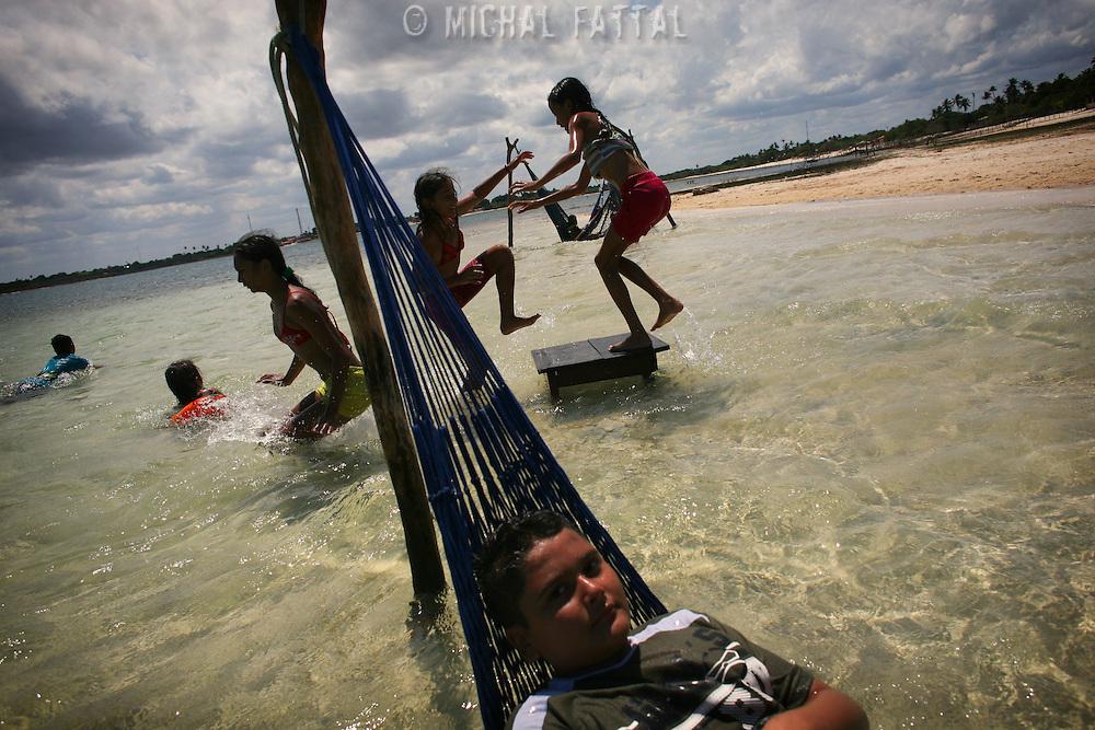 Lagoa do Para?so, Jericoacoara, Brazil.