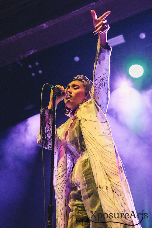 Yuna performs at the UC Theater in Berkeley, CA. Photos: Karen Goldman. Instagram: @xposurearts <br /> Website: www.xposurearts.com