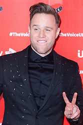 © Licensed to London News Pictures. 03/01/2019. London, UK. OLLIE MURS attends The Voice UK 2019 ITV press launch. Photo credit: Ray Tang/LNP