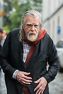 Michael Lonsdale était à Namur dans le cadre de l'Intime Festival organisé par Benoit Poelvoorde