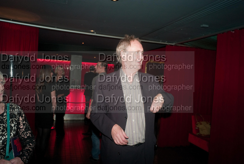 NIGEL PLANER, Party after the press night opening of 'Sweeney Todd: The Demon Barber of Fleet Street' at Adelphi Theatre, London. Floridita. Wardour St. 20 March 2012.