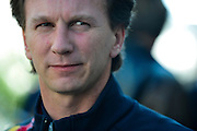 Nov 15-18, 2012: Christian Horner, Red Bull Racing's team manager. ..© Jamey Price/XPB.cc