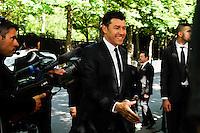 Hubert FOURNIER  - 17.05.2015 - Ceremonie des Trophees UNFP 2015<br /> Photo : Nolwenn Le Gouic / Icon Sport