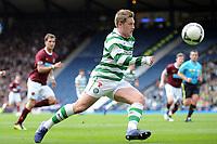Football - Scottish Cup Semi-Final - Celtic vs. Heart of Midlothian<br /> Kris Commons (Celtic) at Hampden Park.
