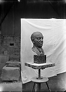 Mr Seamus Murphy, Cork - Sculptor .17/07/1958 .