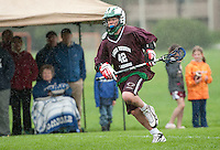 Lakes Region Lacrosse U15 boys versus Cocheco Dover May 15, 2011.