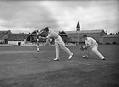 1952 - Munster v Leinster Schools Cricket at Rathmines