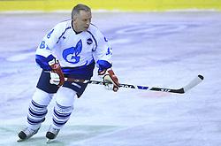 Viacheslav Fetisov of Russia at friendly ice-hockey game Slovenia Oldies vs Gazprom Export (Russia), on October 24, 2008 in Hala Tivoli, Ljubljana, Slovenia. Gazprom Export won 6:3.(Photo by Vid Ponikvar / Sportal Images)