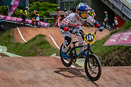 #139 (HATAKEYAMA Sae) JPN at the 2016 UCI BMX World Championships in Medellin, Colombia.
