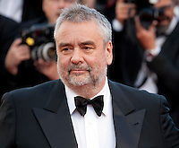 Luc Besson at the gala screening for the film The Last Face at the 69th Cannes Film Festival, Friday 20th May 2016, Cannes, France. Photography: Doreen Kennedy