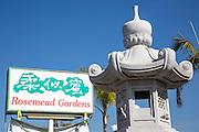 Rosemead Gardens in San Gabriel