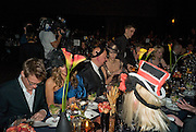 STEPHEN JONES; L'WREN SCOTT;  British Fashion Awards Ceremony. Supported by Swarovski and organised by British Fashion Council. Lawrence Hall. Greycoat St. London SW1. 25 November 2008 *** Local Caption *** -DO NOT ARCHIVE-© Copyright Photograph by Dafydd Jones. 248 Clapham Rd. London SW9 0PZ. Tel 0207 820 0771. www.dafjones.com.