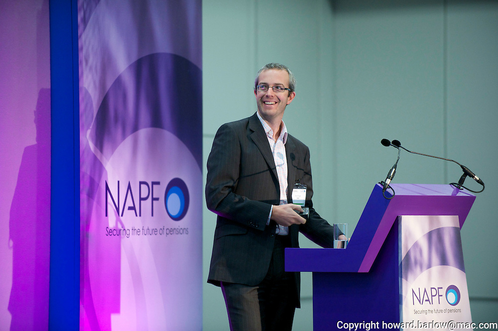NAPF CONFERENCE MANCHESTER - DB STREAM -DAVID HAIGH (DWP)