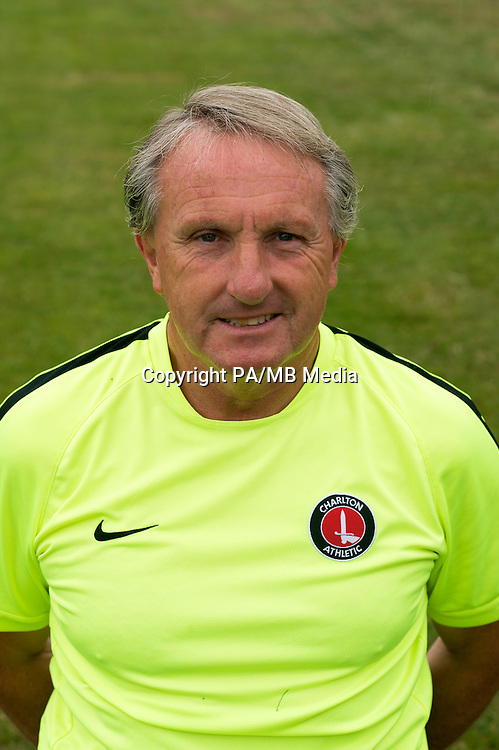 Charlton Athletic coach Steve Avory