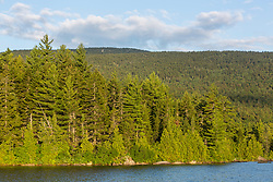 Bald Mountain Pond. Bald Mountain Township, Maine.