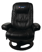 """Obama's chairs from the lead bus of his 2008 campaign motorcade<br /> <br /> BOSTON, MA –   A matching pair of Barack Obama's personally-used black leather reclining armchairs removed from the lead bus of his 2008 campaign motorcade will be auctioned by Boston-based RR Auction. <br />  <br /> The headrest of each bears an embroidered Obama campaign logo, with """"Obama '08"""" in blue thread, and """"President"""" in white. Both pillow-cushioned chairs are set on circular wooden swivel bases.<br />  <br />  """"In 2008, we rented six coaches to Barack Obama's presidential campaign. The two embroidered chairs were on the lead bus and used frequently by Barack Obama, his family, and top advisors,"""" in a provenance letter from Premiere Transportation.<br /> <br /> <br /> """"The lead campaign bus, nicknamed 'Grant' after the president, was the bus used most by Barack Obama and his inner circle during the general election campaign, said Glenn Childress, the lead bus driver of the 2008 Obama campaign in the letter. <br /> <br /> <br /> """"Obama's world essentially revolved around these two chairs. They were situated in the middle of the bus, side-by-side, along the right-hand wall. Barack Obama always sat in the chair that was closer to the back. The second chair — was usually filled by a top advisor, campaign surrogate, Senator Joe Biden, or Michelle Obama on the few occasions when she travelled on the bus with us — It was occupied most often by Barack Obama's aides Reggie Love and Marvin Nicholson. It was also used a lot by Robert Gibbs and David Axelrod.""""<br /> <br /> <br /> """"Obama conducted a considerable amount of campaign business from the chair — including preparing for speeches, discussing the campaign, receiving briefings, sharing lighthearted moments with his staff, and taking/making important phone calls. He also used the chair as a place to relax during long road trips between campaign stops. There were times when I noticed that the voices on the bus had fallen silent. I would lo"""
